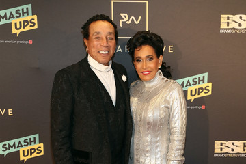 Smokey Robinson Primary Wave 13th Annual Pre-GRAMMY Bash - Arrivals