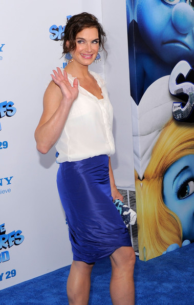 """The Smurfs"" World Premiere - Red Carpet"