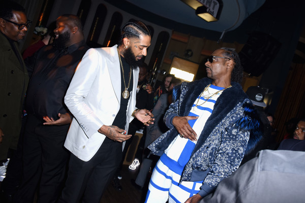 Snoop Dogg Photos - 154 of 4768. PUMA x Nipsey Hussle 2019 Grammy  Nomination Party 4d6c5c1fb