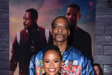 """Snoop Dogg Shante Broadus Premiere Of Columbia Pictures' """"Bad Boys For Life"""" - Arrivals"""