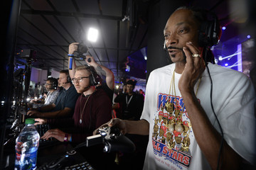 Snoop Dogg Game Maker Electronic Arts (EA) Hosts Its Annual Press Conference in Los Angeles