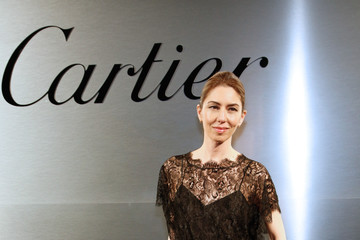 Sofia Coppola Cartier Celebrates The Launch Of Santos de Cartier Watch - Photocall