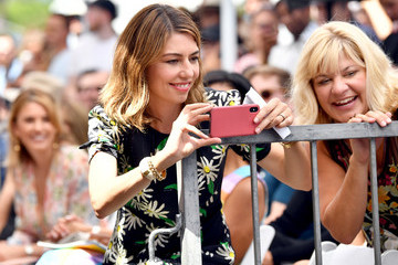 Sofia Coppola Kirsten Dunst Honored With A Star On The Hollywood Walk Of Fame