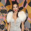 Sofia Milos HBO's Official Golden Globes After Party - Red Carpet