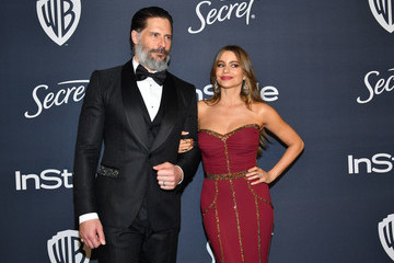 Sofia Vergara 21st Annual Warner Bros. And InStyle Golden Globe After Party - Arrivals