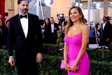 Sofia Vergara The 22nd Annual Screen Actors Guild Awards - Trophy Room