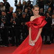 """Sofie Valkiers """"Pain And Glory (Dolor Y Gloria/ Douleur Et Glorie)"""" Red Carpet - The 72nd Annual Cannes Film Festival"""
