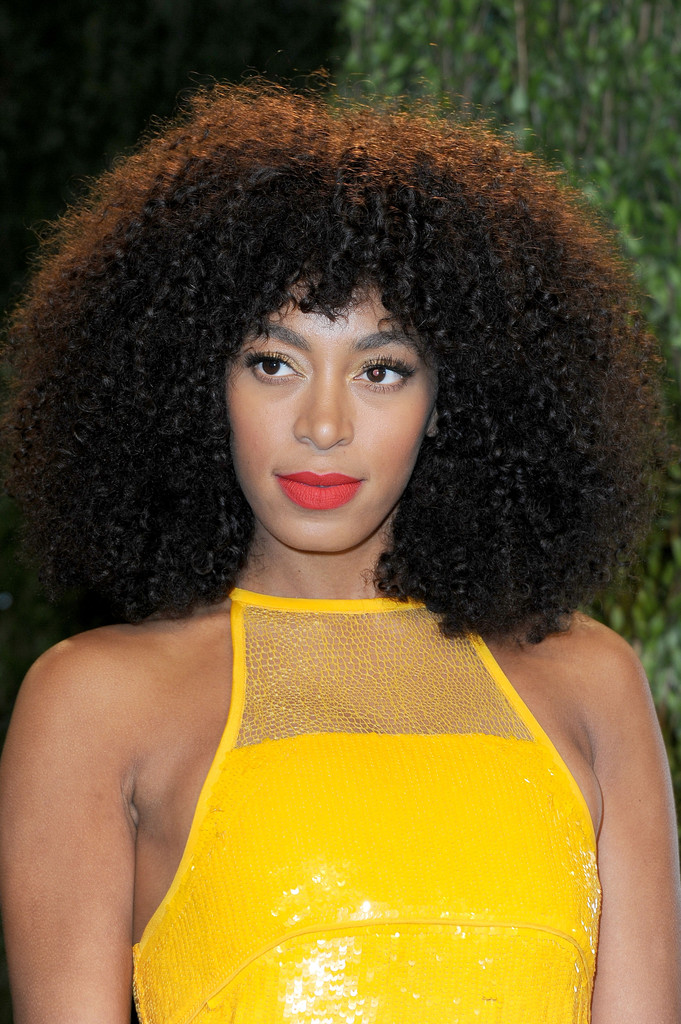 Photographic Proof Solange Can Rock Any Hairstyle