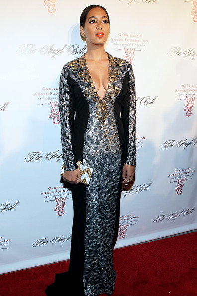 Solange Knowles - Angel Ball 2012