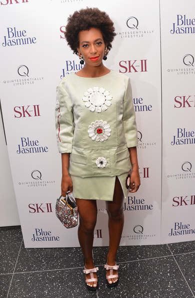 Solange Knowles - 'Blue Jasmine' Premieres in NYC — Part 4