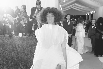 Solange Knowles 'Manus x Machina: Fashion in an Age of Technology' Costume Institute Gala - Alternative Views