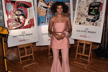 Solange Knowles Launch Of The Jean-Michel Basquiat For Etnia Barcelona Collection