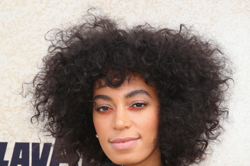 Solange Knowles Celebrities Attend Derby Day