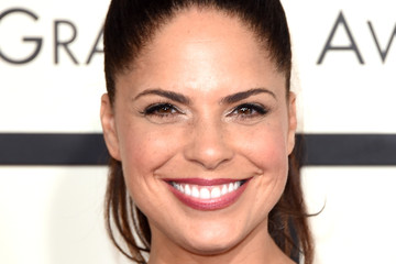 Soledad O'Brien 57th GRAMMY Awards - Arrivals