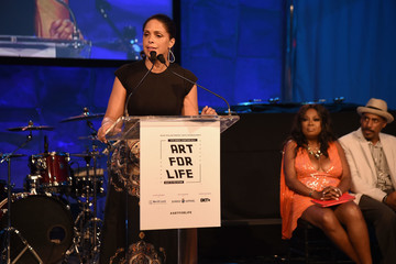 Soledad O'Brien Rush Philanthropic Arts Foundation's 2016 ART FOR LIFE Benefit - Dinner and Program