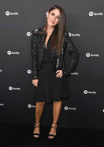 "Spotify Hosts ""Best New Artist"" Party At The Lot Studios - Red Carpet"
