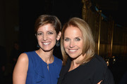 Katie Couric and Cindi Leive Photos Photo