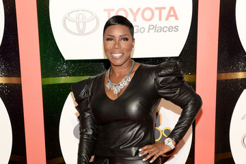 Sommore Arrivals at the Soul Train Awards
