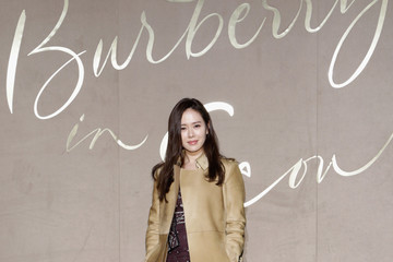 Son Ye-Jin Burberry Seoul Flagship Store Opening Event