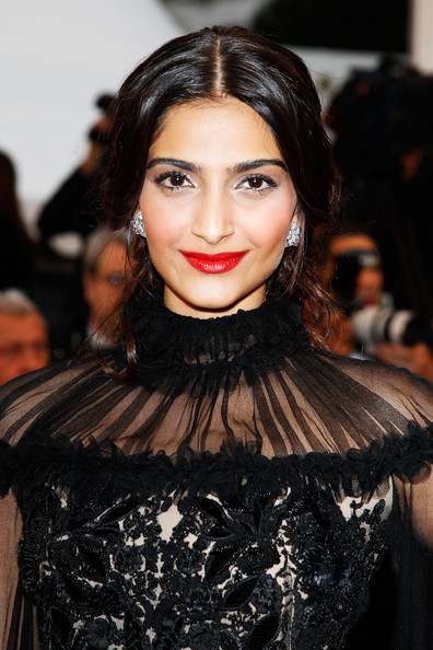 Sonam Kapoor - Closing Ceremony & Therese Desqueyroux Premiere - 65th Annual Cannes Film Festival