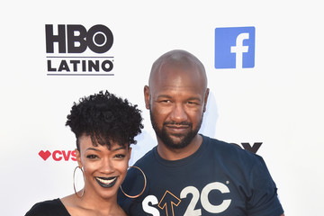 Sonequa Martin-Green Kenric Green Stand Up To Cancer Marks 10 Years Of Impact In Cancer Research At Biennial Telecast - Arrivals