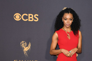 Sonequa Martin-Green 69th Annual Primetime Emmy Awards - Arrivals