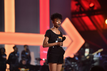 Sonequa Martin-Green Stand Up To Cancer Marks 10 Years Of Impact In Cancer Research At Biennial Telecast - Inside