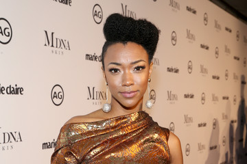 Sonequa Martin Marie Claire's Image Makers Awards 2018 - Red Carpet