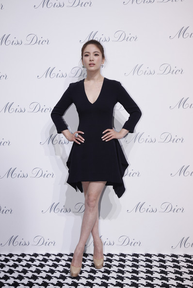 Song Hye Kyo Photos Photos Miss Dior Exhibition In Shanghai Zimbio