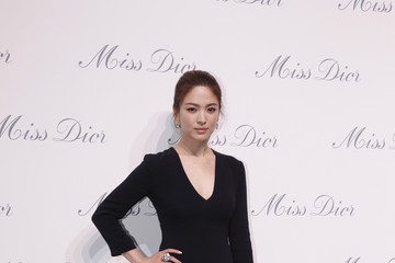 Song Hye-kyo Miss Dior Exhibition in Shanghai