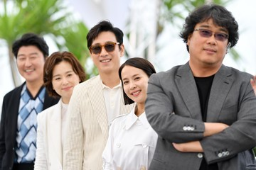Song-Kang-Ho 'Parasite' Photocall - The 72nd Annual Cannes Film Festival