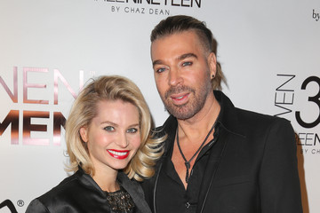 Sonia Rockwell Chaz Dean Holiday Party 2015 Benefiting Love Is Louder