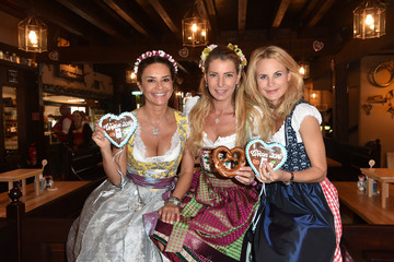 Sonja Kiefer Charity Lunch at 'Zur Bratwurst' - Oktoberfest 2016