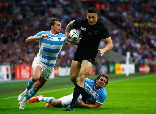New Zealand v Argentina - Group C: Rugby World Cup 2015
