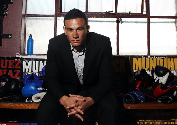 Sonny Bill Williams Sonny Bill Williams poses after a press conference ...