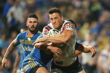 Sonny Bill Williams NRL Rd 6 - Eels v Roosters