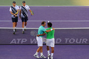 Bob Bryan and Leander Paes Photos Photo