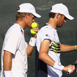 Mardy Fish and Mark Knowles