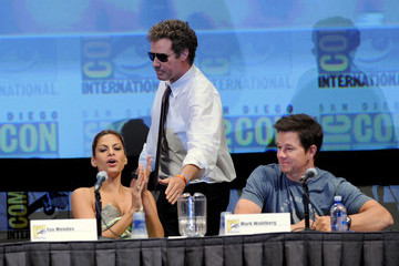"""Will Ferrell Eva Mendes Sony Pictures Entertainment: """"The Other Guys"""" Panel - Comic-Con 2010"""