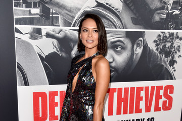Sonya Balmores Premiere of STX Films' 'Den of Thieves' - Arrivals