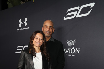 Sonya Curry Dell Curry Tequila Avion hosts NBA All-Star After Party Presented by Talent Resources