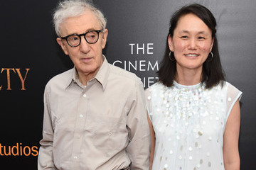 Soon-Yi Previn Amazon & Lionsgate With the Cinema Society Host the New York Premiere of 'Cafe Society' - Arrivals