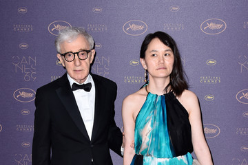 Soon-Yi Previn Opening Gala Dinner Arrivals - The 69th Annual Cannes Film Festival
