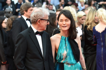 Soon-Yi Previn 'Cafe Society' & Opening Gala - Red Carpet Arrivals - The 69th Annual Cannes Film Festival