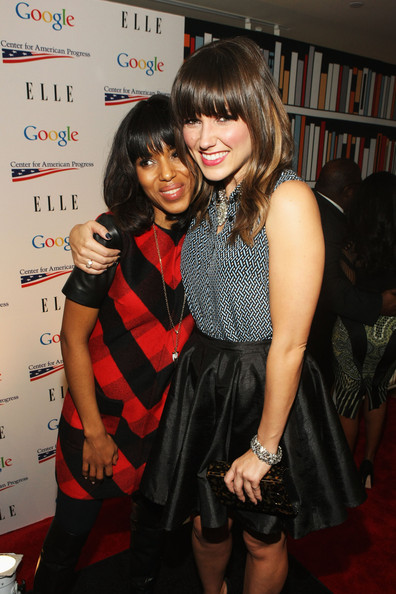 Sophia Bush - GOOGLE, ELLE, And The Center For American Progress Celebrate Leading Women In Washington