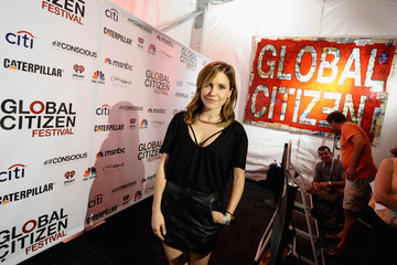 Sophia Bush 2014 Global Citizen Festival In Central Park To End Extreme Poverty By 2030 - VIP Lounge