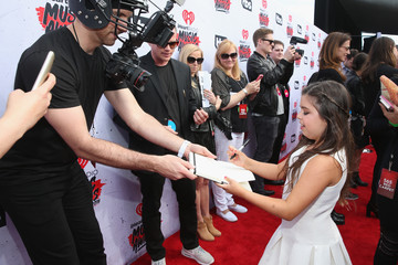 Sophia Grace Brownlee iHeartRadio Music Awards - VIP