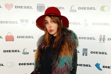 Sophia Lamar DIESEL Celebrates Madison Avenue Flagship - After Party