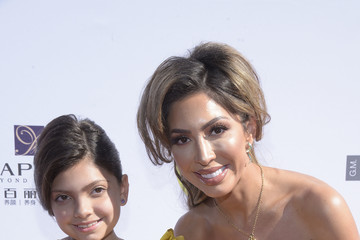 Sophia Laurent Abraham 4th Annual Roger Neal Oscar Viewing Dinner Icon Awards And After Party