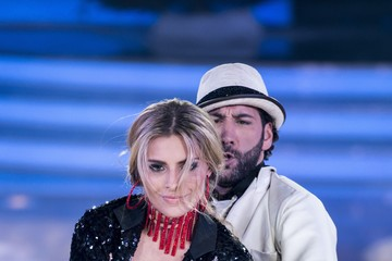 Sophia Thomalla 'Let's Dance - Let's Christmas' Show Films in Cologne